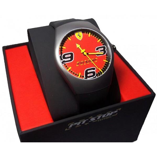 Reloj Pit Stop Ferrari Mito Rojo