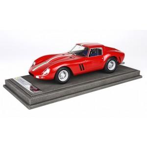 Ferrari 250 GTO  presentado a la prensa en 1962