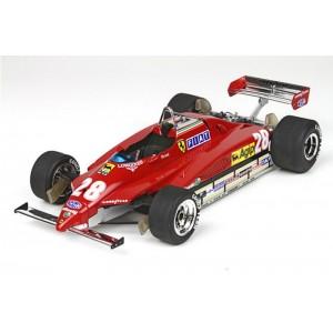Ferrari 126C2 GP San Marino 1982  D. Pironi