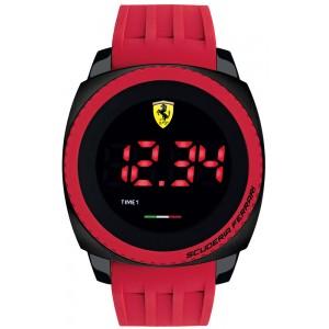 Reloj Scuderia Ferrari Serie AERO TOUCH