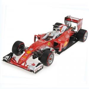 Ferrari SF16-H - Scuderia Ferrari No. 5 - G.P.  de Italia  2016 / S. Vettel