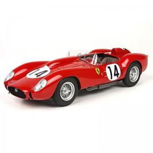 Ferrari 250 TR - Scuderia Ferrari No. 14 - 24 Hrs  Le Mans 1958 /O. Gendebien / P. Hill