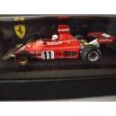 Ferrari 312B3 nº11 -  GP de Alemania 1974 / C. Regazzoni