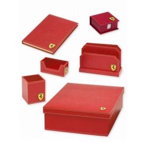 Juego 6 Piezas escritorio Ferrari