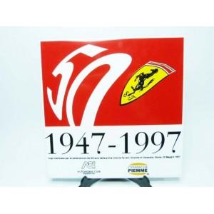 Azulejo Ferrari 50º Aniversario
