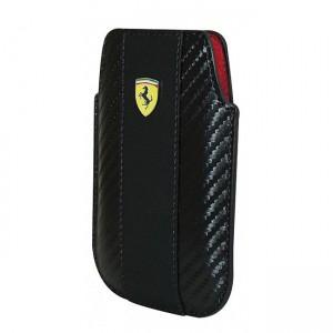 Funda Ferrari iPhone challenge vert.8520/8900/9700
