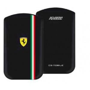 Funda Ferrari V3 nabuk iPhone 3G/4 Scuderia pouch F1 vertical