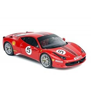 Ferrari 458 Challenge 2010 versión de lanzamiento