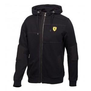 Chaqueta con capucha Ferrari