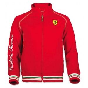 Sudadera niño Scuderia Ferrari
